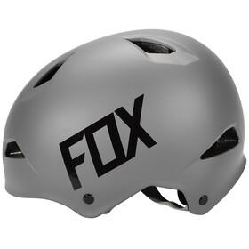 Fox Flight Kask szary
